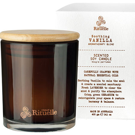 Vanilla Urban Rituelle Candle (Sydney Only)