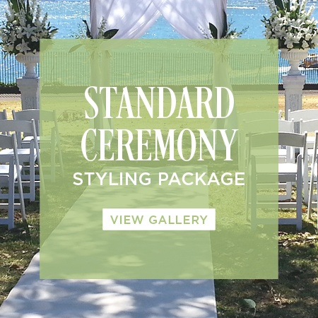 Wedding Ceremony Package - Standard