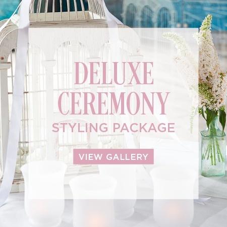Wedding Ceremony Package - Deluxe