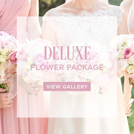 wedding flower package deluxe. Black Bedroom Furniture Sets. Home Design Ideas