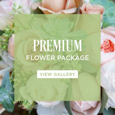 Wedding Flower Package Premium