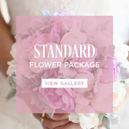 Wedding Flower Package (Standard)