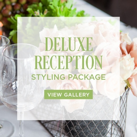Wedding Reception Package - Deluxe