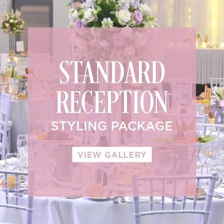 Wedding Reception Package - Standard