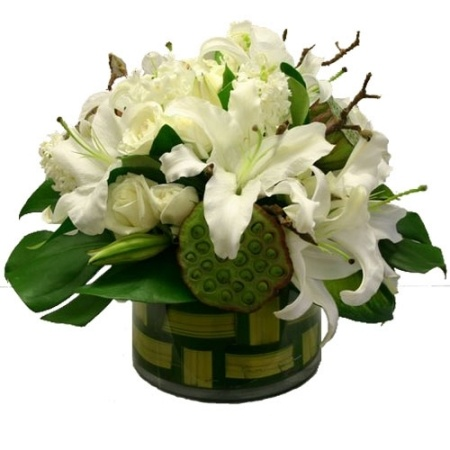White Royal - Corporate Flowers