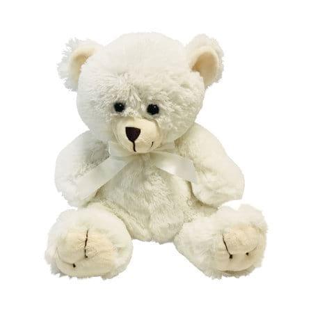 White Teddy 40cm