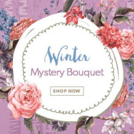 Winter Mystery Bouquet