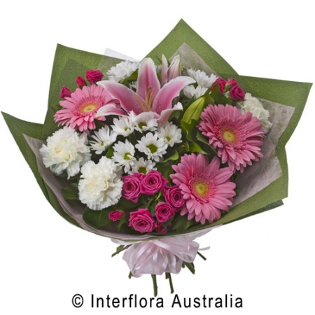 WS111 Naomi Bouquet of Mixed Choice Blooms