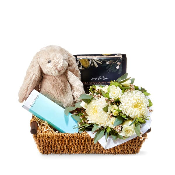 Blue Lotus Baby Hamper Delivered Sydney