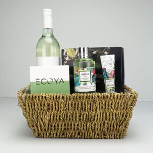 Botanical Beauty and Sauvignon Blanc Hamper
