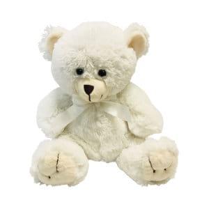 Cute White Teddy Bear 30cm