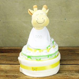 Deluxe Nappy Cake