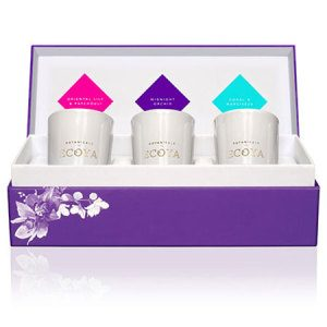 Ecoya Mini Botanic Jar Gift Set