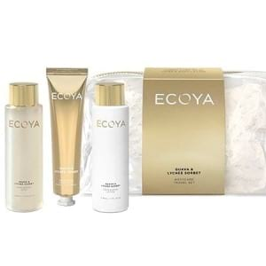 ECOYA Mini Xmas Travel Gift Set