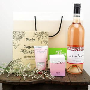 Feeling Rosy Pamper Gift