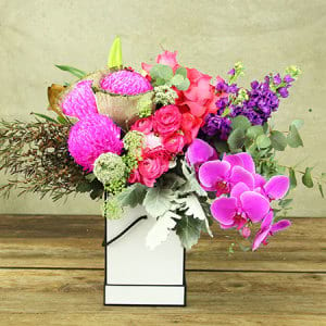 Floral Fashionista Premium Flowers Delivered Sydney