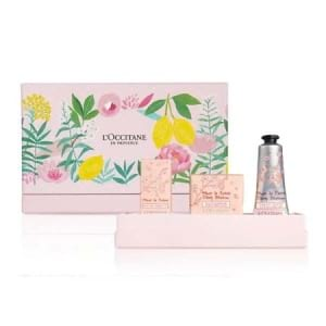 L`OCCITANE Cherry Blossom Gift for Princess Mums