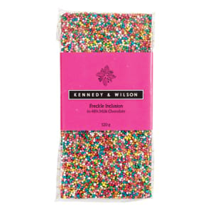 Freckle Milk Chocolate Bar Delivery Sydney
