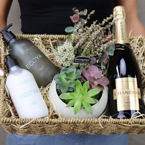 French Pear Affair Gift Hamper