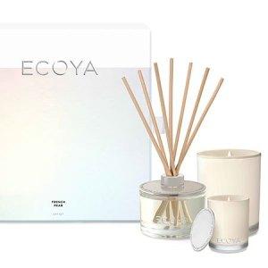 French Pear ECOYA Gift Set