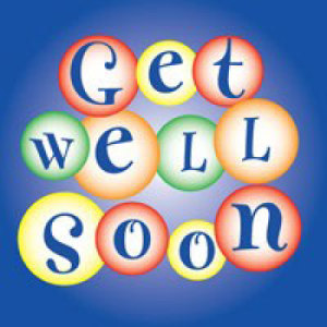 Gift Card Get Well Soon