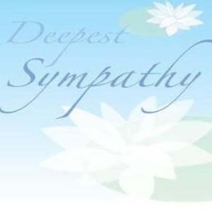 Gift Card Sympathy