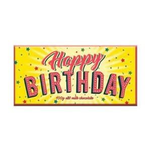 Happy Birthday Chocolate Bar Delivery Sydney