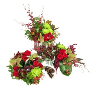 A Xmas Floral Package to Style up your Home Delivered in Sydney