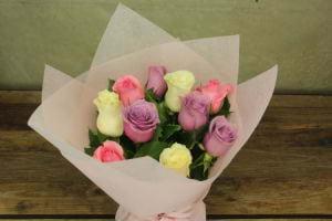 HOS-ROSEBOU - Rose Pastel Bouquet