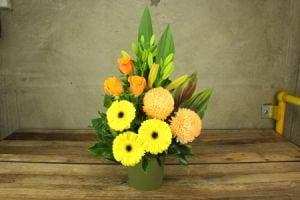 HOS-SUNBRIGHTBASK - Sunshine Brights Premium Basket