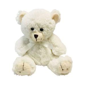 HOS-WHITETEDSMALL - White Teddy Bear