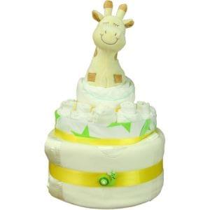 HOS-YELLOWCAKE - Unisex Nappy Cake