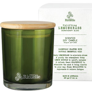 Lemongrass Urban Rituelle Candle (Sydney Only)