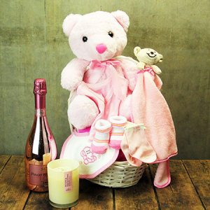Light of my Life Baby Hamper (Pink or Blue)