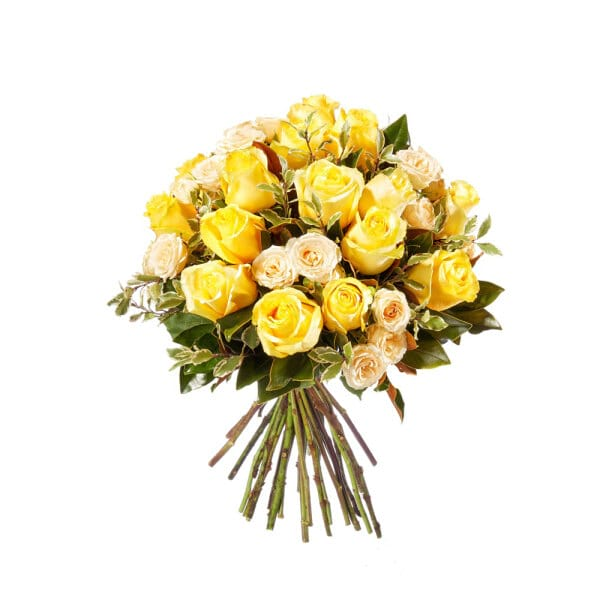 Limoncello Rose Posy