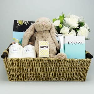 Lotus and Jellycat Baby Hamper