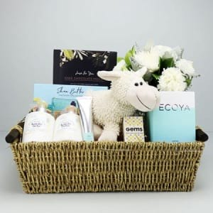 Lotus and Lambie Baby Hamper