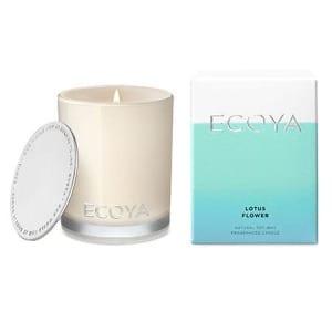 Lotus Flower ECOYA Candle