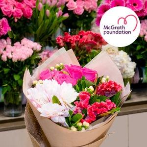 Moments With Mum McGrath Foundation Bouquet