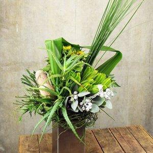 Australian Native Vase Arrangement