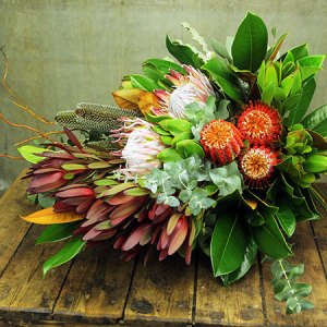 Native Floral Sheaf