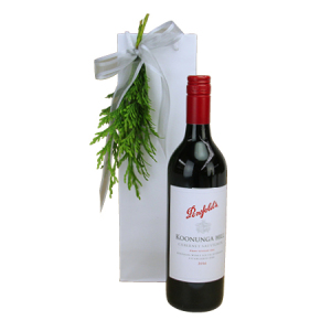 Deliver Penfolds Cabernet Sauvignon for Xmas in Australia
