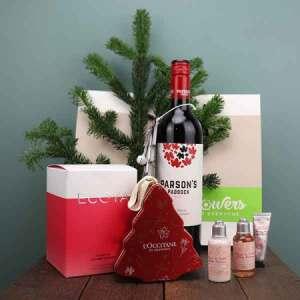 Prancer Christmas Goodie Bag