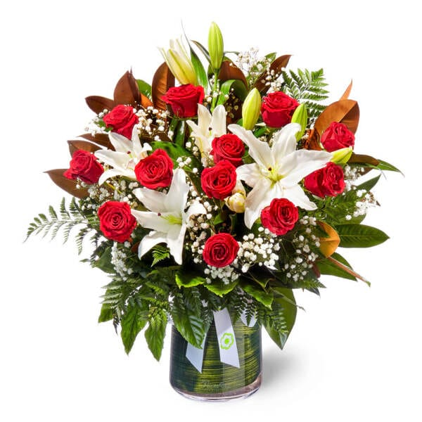 Pure Love Flower Vase Delivered