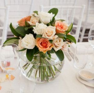 Reception Floral Arrangement for Guest Table