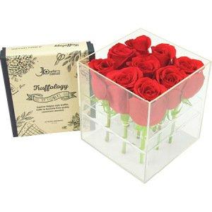 Red rose sweet chocolate box