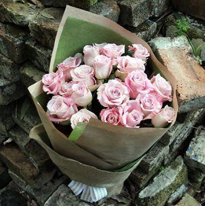 Pink Rose Bouquet Delivery - Sydney Only