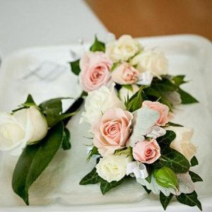 Spray Rose Dress Corsage