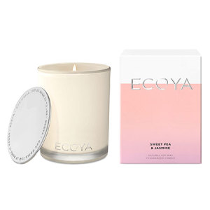 Sweet Pea and Jasmine ECOYA Candle