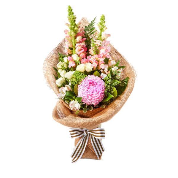 Pink Seasonal Posy